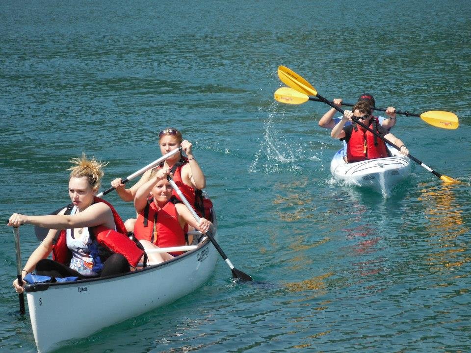 Mountain Venture DTS Canoeing Kayaking